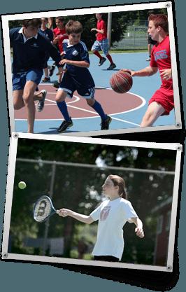 Summer Camp Sports